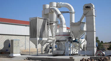 slag grinding mill with special structure design