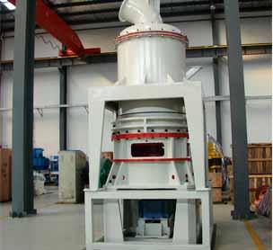 Raymond micro pulverising mill