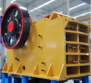 Latest Type of Big Jaw crusher
