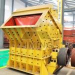 crushing machine model
