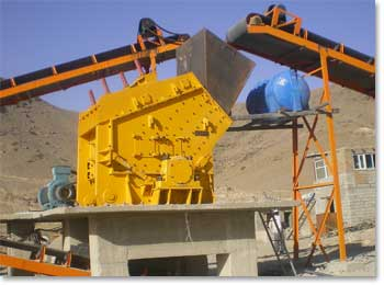 Typical crushing system and crushing equipment in cement industry