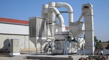 barytes grinding mill