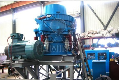 gyratory cone crusher technical specification