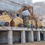 gravel crusher usage
