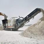 mobile stone crusher unit in Kazakhstan