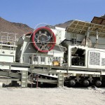 Jaw Crusher for marble mining plant