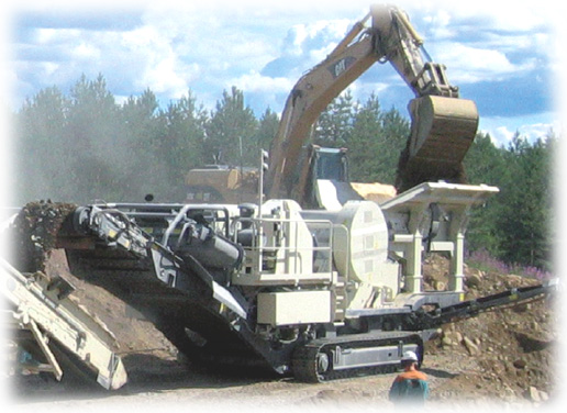 Mobile pulveriser machine for sale South Africa