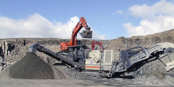 mobile silver ore crushing plant manufacturer