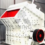 HSI Crusher with advanced design concept