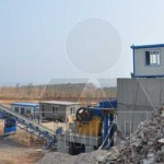 Primary &amp; secondary crusher in limestone processing plant