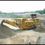 mining mobile crusher and mill plant