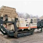 primary mobile crusher for mining in Chile