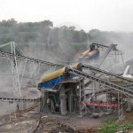 mining of feldspar grinder and crusher machine