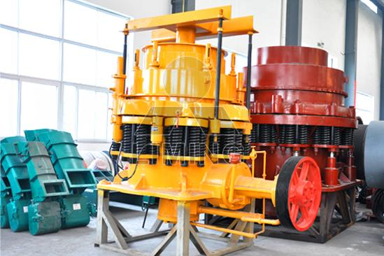 New type of Cone Crusher: PY600,PY900,PY1200