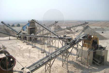 capacity and energy of primary gyratory crusher