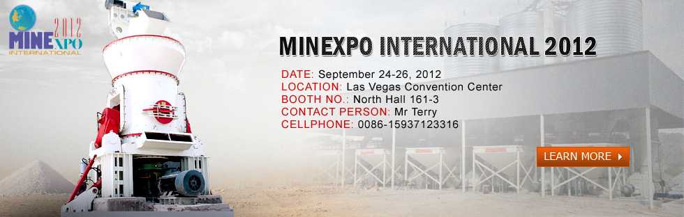 MINEXPO INTERNATIONAL 2012