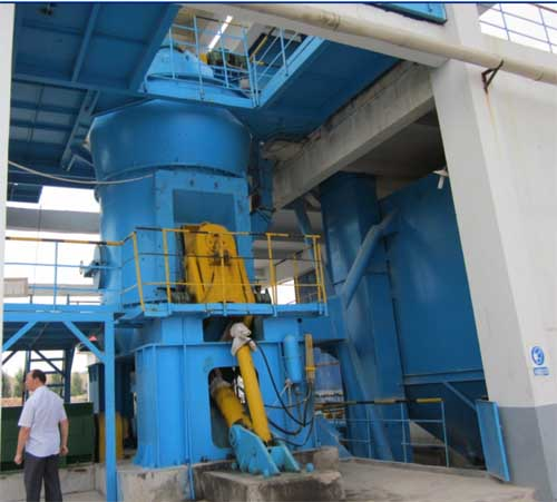 loesche mill for the industrial minerals
