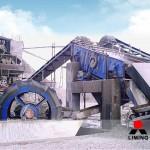 medium speed sand washer plants companies China