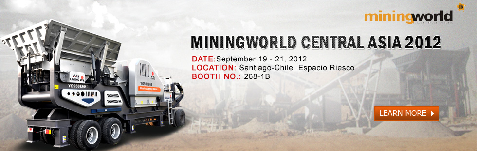 miningworld central ASIA 2012