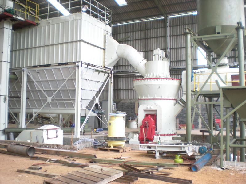 slag powder processing equipment in India