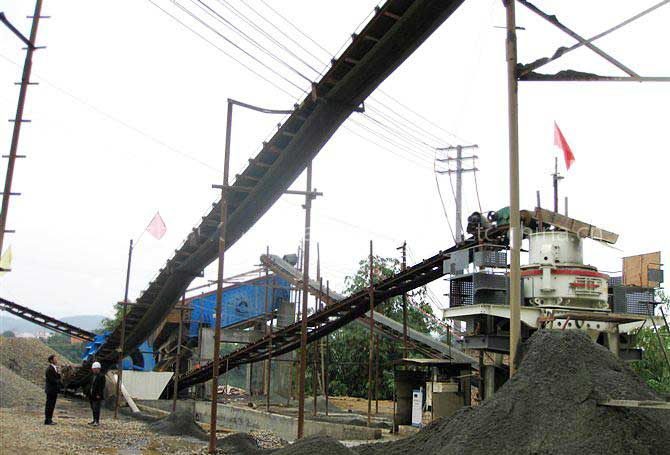 stationary recycling plants for slag