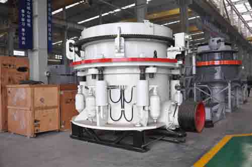 The cost of cone crusher for gypsum production