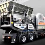 cheap fully mobile asphalt crushing plant