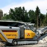 new construction crusher equipment