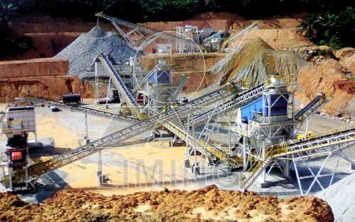 price and model form of new blue metal crushing unit