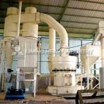 pulverising mill machine for making bentonite powder