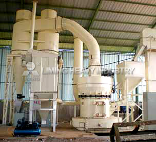 pulverising mill machine for making bentonite powder