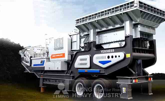 used stone crushers limited Italy