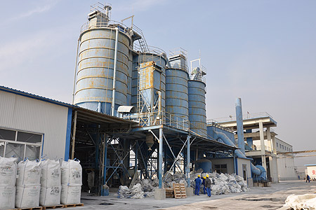 Semi autogenous(sag) mill for grinding large rocks