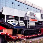 yg935e69l mobile jaw crusher chainmounted