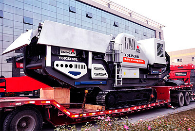 yg935e69l mobile jaw crusher chain mounted