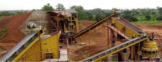 legal procedure to set up stone crusher plant