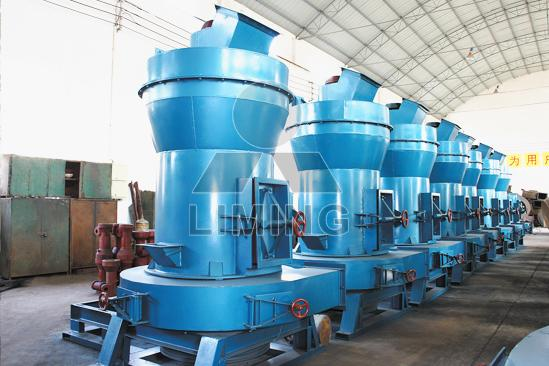 Raymond pulverizer mill for minerals mfg in China