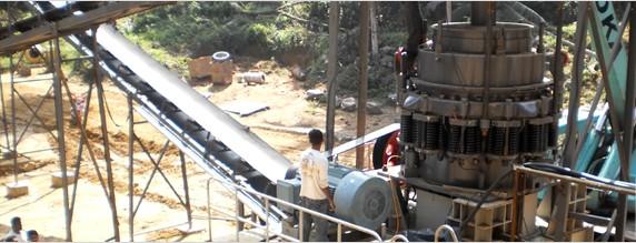 5 12 foot cone crusher for crushinggranite