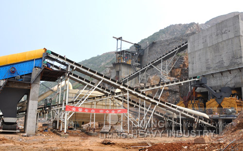 Investment cost fo stone quarry crushing plant in Nigeria