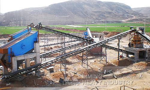best quarry equipment use to crush granite in South Korea
