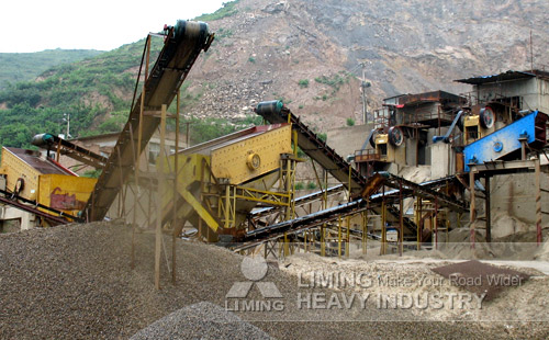 black stone crushing plant co ltd in India