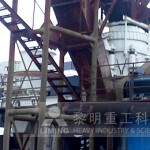 100-150 T/H quartz sand crushing plant project report