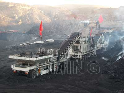 150TH coal crushing plant project report