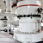 small scale rock grinding and mixing machine India