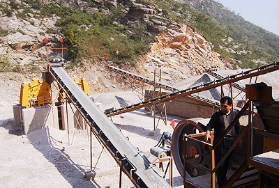 toggle joint stone crushers mechanism in Dubai