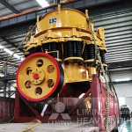 TRIO tc36 cone crusher standard head