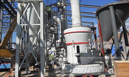 blast furnace slag pulverizing mill manufacturers India