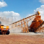cost of new mobile stone crushing and screening Parker plant