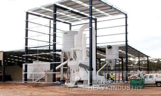 dijual ball mill for calcium carbonate Indonesia