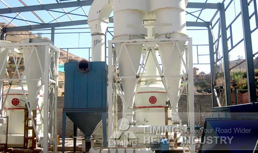 dolomite pulverizer plant unit design in Sri Lanka